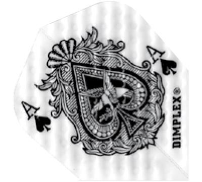 Ace of Spades Dimplex Flight