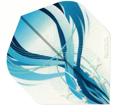 Pentathlon Poly Flight - Transparent Blue