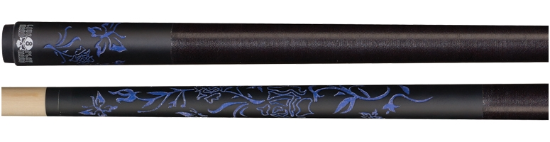 Players Laser Etched Series Cue – DLBF