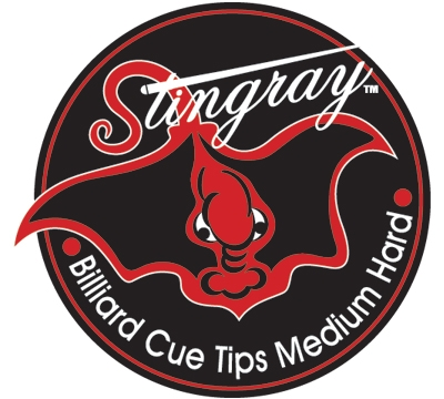 Stingray Laminated Cue Tip