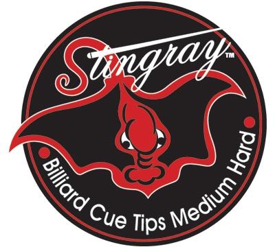 Stingray Laminated Cue Tip