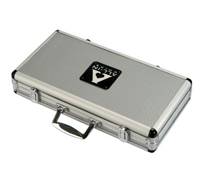 All-In Aluminum Chip Case 300