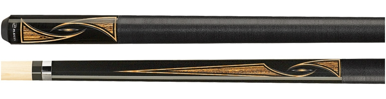 Players Graphic Series Cue – G3332