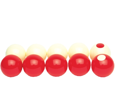 "2 1/8"" Bumper Pool Ball Set"