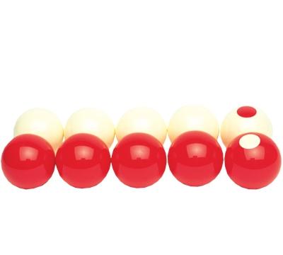 "2-1/8"" Bumper Pool Ball Set"