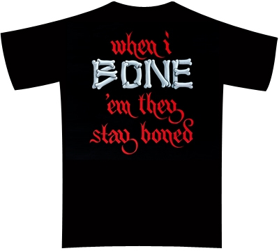 Dead Stroke Pool T-Shirt – Stay Boned