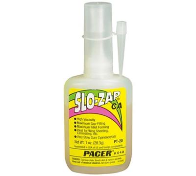 Slo-Zap Glue