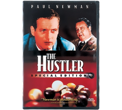 The Hustler Special Edition DVD
