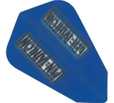 Blue Double-Thick Poly Pentathlon Lantern Flight
