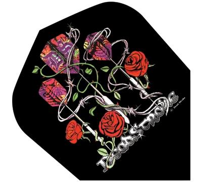 Dead Stroke Roses Poly Standard Flight