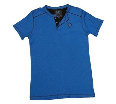 RT9 Men's Henley Shirt