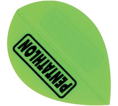 Pentathlon Poly Pear Neon Green Flight