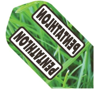 Pentathlon Poly Slim Flight-Grass