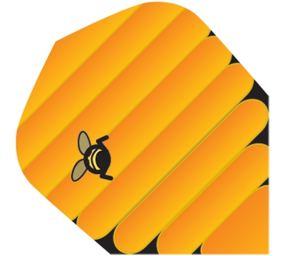 Beehive Micro Hard Poly Dart Flight