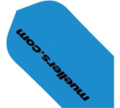 Muellers.com Poly Slim Flight-Blue