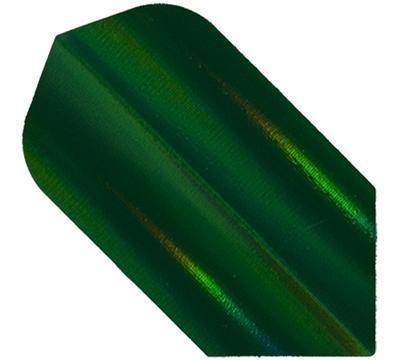 Pillar of Light Poly Slim Green Flight