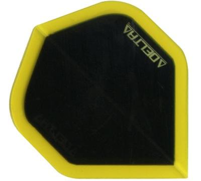 Black/Yellow Delta Standard Flight