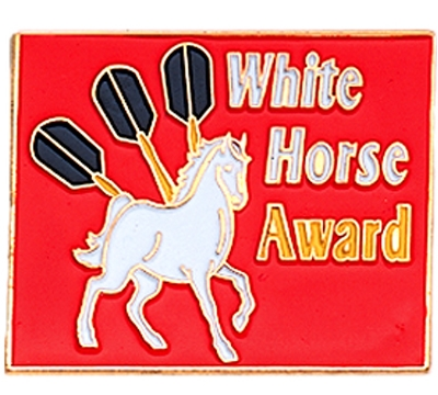 White Horse Award Pin
