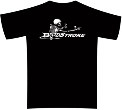 Dead Stroke Dart T-Shirt – Dart Logo
