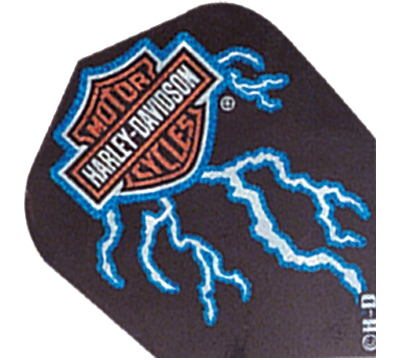 Harley-Davidson® Lightning Poly Flight