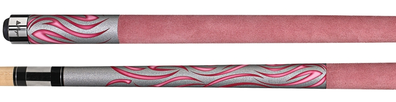 Players Flirt Series Cue – Sexy In Suede