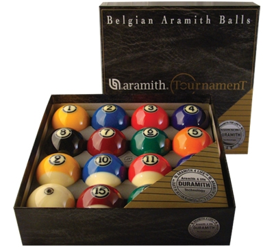 Aramith Tournament Ball Set