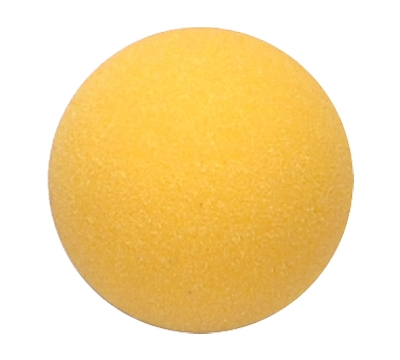 Mueller Yellow Textured Foosball