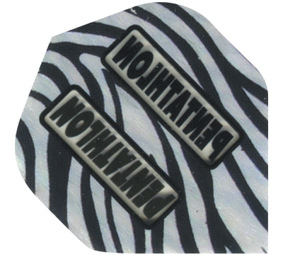Pentathlon Poly Standard Flight-Zebra