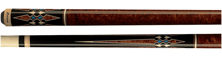 Players Graphic Series Cue – G3395