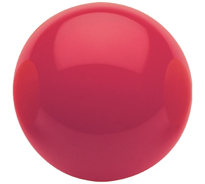 "Aramith 2 1/4"" Red Snooker Ball"