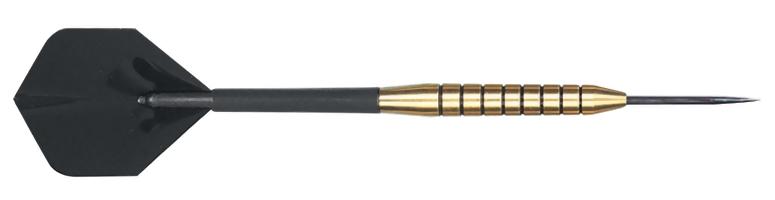 Exec Brass Steel Tip Dart 21g plain