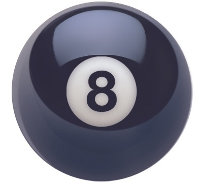 Commercial Replacement 8 Ball