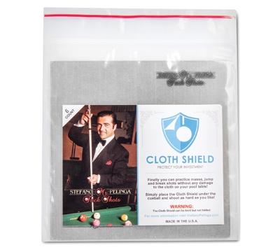 Stefano Pelinga Cloth Shield