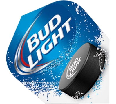 Bud Light Hockey Standard Flight