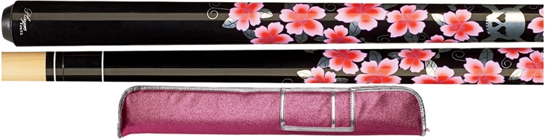 Players Girl's Youth Cue With Matching Case