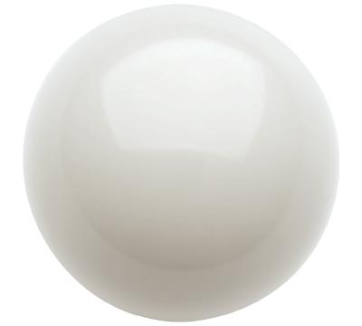 "2 1/4"" Standard White Belgian Aramith Cue Ball"
