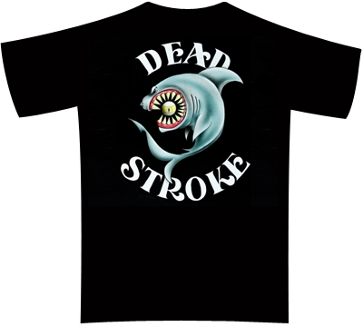 Dead Stroke Pool T-Shirt – 9-Ball Shark
