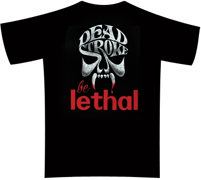 Dead Stroke Pool T-Shirt – Be Lethal