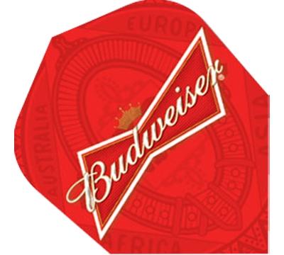 Budweiser® Bowtie Red Standard Flight