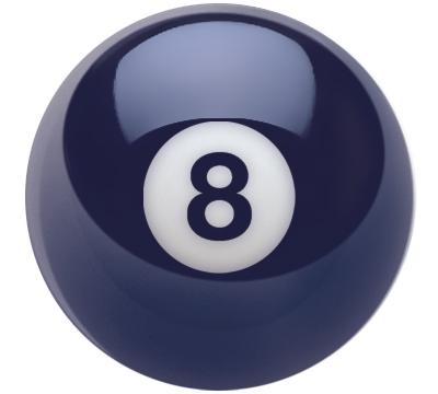 Crazy 8-Ball