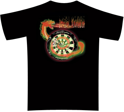 Dead Stroke Dart T-Shirt – Dart Dragon