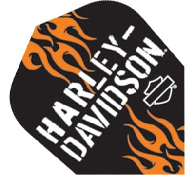 Harley-Davidson® Flames Standard Flight
