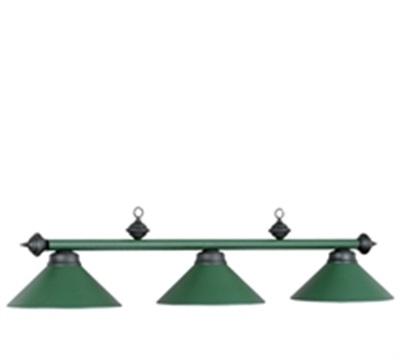 Matte Green Light W/3 Shades