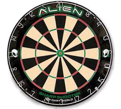 Alien Sharpshooter Practice Board