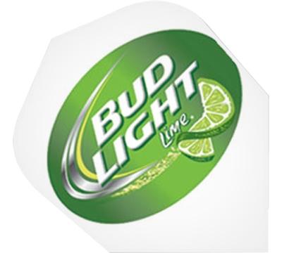Bud Light Lime White Standard Flight