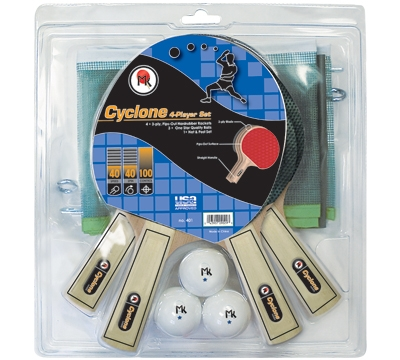 Cyclone Four Player Set