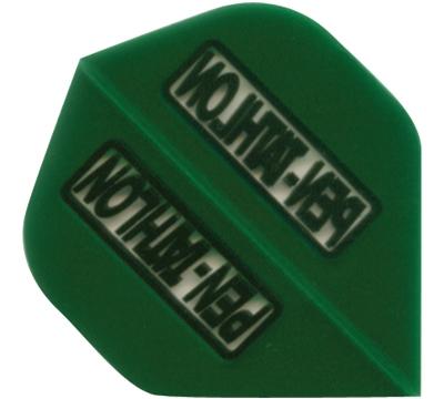 Pentathlon Poly Standard Green/Clear Flight