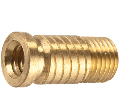 Premium Self-Aligning Brass Shaft Insert