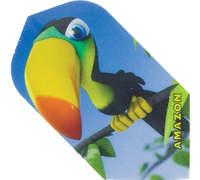 Amazon Cartoon Slim Flight - Toucan