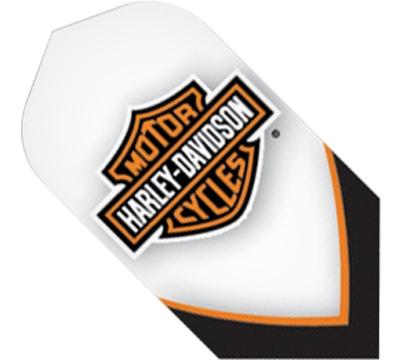 Harley-Davidson® Logo Clear Slim Flight
